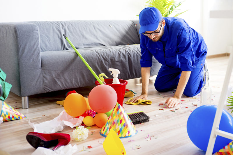 Rent A Wife Home Services - Special Events Set-up & Clean-up